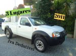 Nissan Pick-Up NP300 4X4 3 Lug.