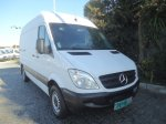 Mercedes-Benz Sprinter 313 CDI Media